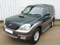 (07) 2007 Hyundai Terracan 2.9CRTD LIMITED TURBO DIESEL AUTOMATIC