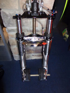 Harley complete fork assembly-  recycledgear.ca