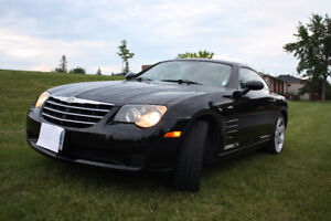 LOW price Crossfire Coupe (Mercedes SLK) low km