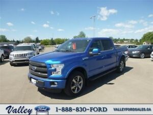 SPORT PACKAGE LUXURY! 2016 Ford F-150 Lariat CREWCAB 4X4