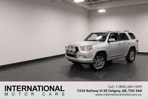 2013 Toyota 4Runner LIMITED! BLOWOUT PRICING!!