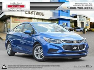 2016 Chevrolet Cruze LT Sedan Automatic LT