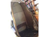Pop Up Spray Tan Tent - Portable spray tan
