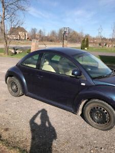 2001 Volkswagen Beetle Berline