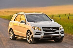 Wanted: 2012 Mercedes-Benz M-Class SUV, Crossover