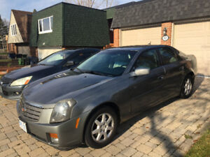 Cadillac CTS only 135KM $6500 or Best Offer