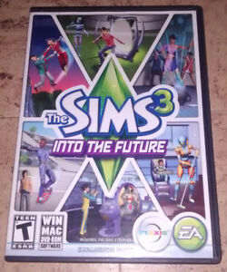 "Sims 3 ""Into the Future"""