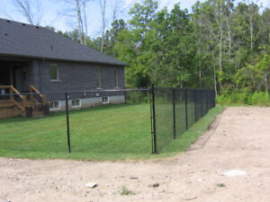 "CHAIN LINK FENCE&GATES  install & repairs ""BIG SAVING !"