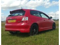 2004 Civic Type R EP3, 123k, MOT Feb 2018, just been serviced