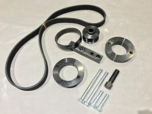 RS Performance Audi 3.0 s4/s5/a6/sq5/q5 supercharger pulley kit