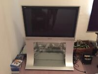 Panasonic Plasma LCD TV and Stand TH-37PX60B 37inch screen