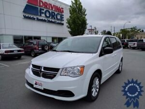 2016 Dodge Grand Caravan SXT Front Wheel Drive - 25,543 KMs