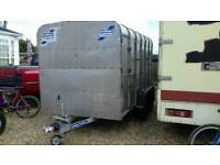 Ifor Williams cattle box