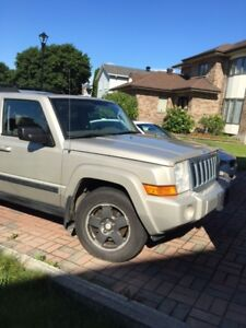 2007 Jeep Commander Limited 4.7L SUV, Crossover