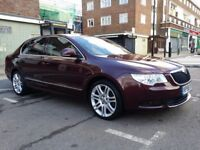 Skoda Superb low milage, fully loade, self parking,two owners,full service history,perfect condition