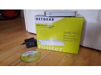 Netgear DG834 ADSL Wired Network Router