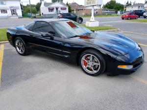 98 corvette Grand Sport certified