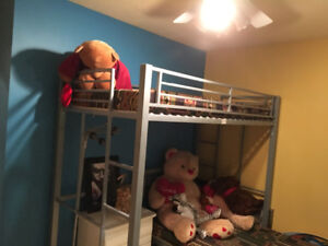 Bunk beds barely used