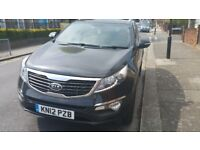 KIA Sportage 1.7 CRDi 2 2WD 5dr (clean and cheap car)