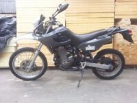 MZ BAGHIRA 660/SAME AS YAMAHA XT660/VGC/2001 51 OFFROAD TRIAL BIKE