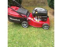 Mountfield HP454 Hand Propelled