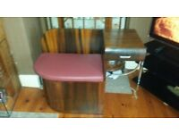 Vintage 60 / 70's Telephone Table