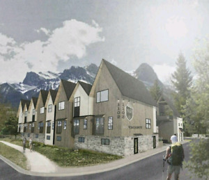 3 bedroom condo in canmore. Available sep 24 till 29