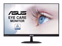 Asus VX24AH 24 inch Frameless IPS 5 ms Console Gaming Monitor 2560 x 1440