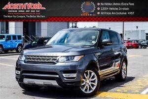 2014 Land Rover Range Rover Sport HSE 4x4 LuxuryPkg Sunroof Nav 