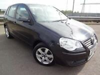 2008 08 VOLKSWAGEN POLO 1.4 ( 80PS ) AUTO MATCH