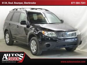 2010 Subaru Forester 2.5 X Outdoor Package + VITRES TEINTÉES