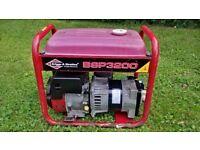 Briggs & Stratton 3200 petrol generator