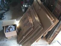 Cardboard boxes house move card board box moving
