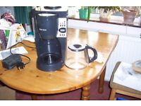 Morphy Richards Brew and Coffee machine