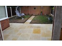 Stone paving and instalation