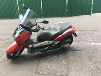 Yamaha xmax 250 cc like new