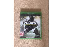 Call of Duty Infinate Warfare Legacy Edition, Xbox One