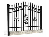 Gates & Fence railings from £170/sqtm ( C22 )