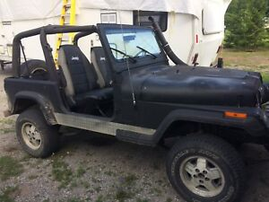 Jeep yj lots new parts
