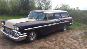 1958 Chevrolet Other YES Wagon