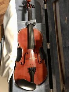 Full Size Heberlein Violin