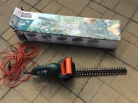 Black & Decker hedge trimmer GT249