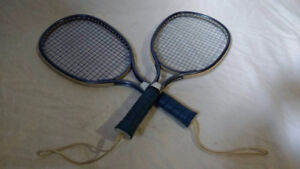 Racquets for racquetball