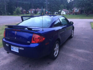2007 Pontiac G5 SE