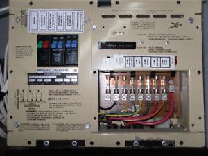power converter 40 amperes pour campeur