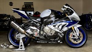 BMW S1000rr HP4 comp