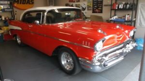 wanted seats to fit four door 1957 chev. car