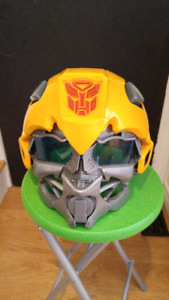 Transformers Bumblebee Role Play Helmet & Plasma Cannon
