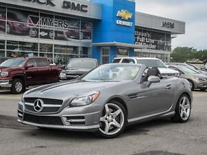 2012 Mercedes-Benz SLK350 SLK350, AMG WHEELS, HARD TOP, *ABSOLUT