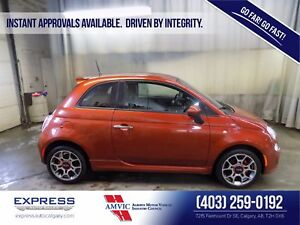 2014 Fiat 500 Sport - Immaculate Condition